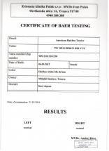 baer test